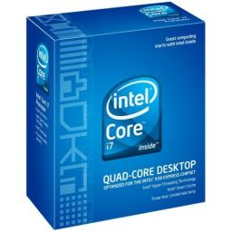 Intel Core i7 920 2.66GHz 8M L3 Cache 4.8GT/sec QPI Hyper-Threading Turbo Boost LGA1366